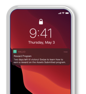 Mobile device notification